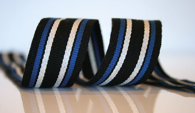 wholesale ribbon, wholesale ribbons, ribbon, ribbons, striped ribbon, striped ribbons, striped braid, striped hair ribbon, striped hair ribbons, club ribbon, club ribbons