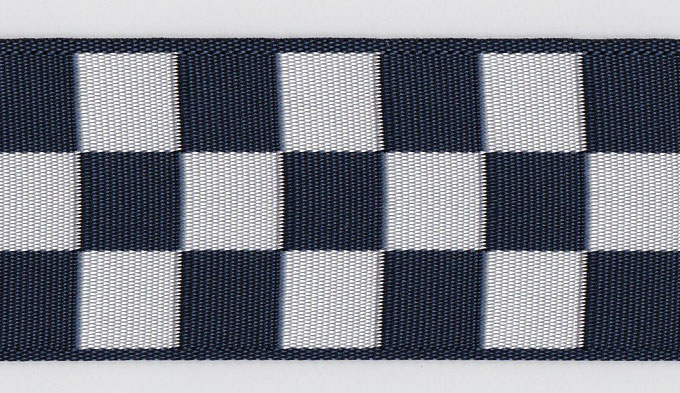 wholesale ribbon, wholesale ribbons, ribbon, ribbons, checked ribbon, chequered ribbon, police ribbon, police braid, sillitoe, police cap, police hat, dicing,